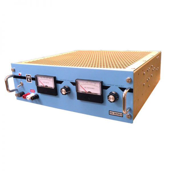 SCR Pre-Regulated Linear Power Supply