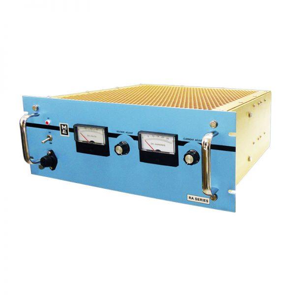 RA Series SCR Pre-Regulated Linear Power Supply