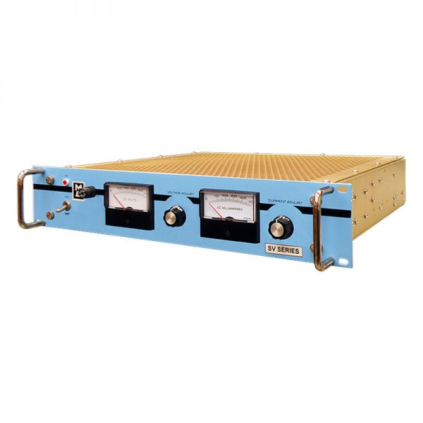 SV Series - High Voltage Linear Power Supply